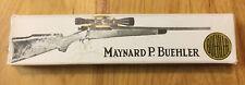 Maynard P. Buehler - Smith & Wesson K Frame - 1 Piece Scope Base - Code Kcx