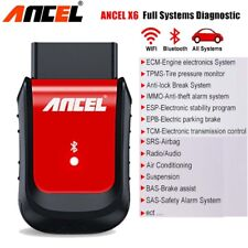 Ancel X6 Auto Full System Diagnostic Tool Android Wifi Scanner ABS SRS TPMS Rest