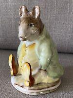 "Beatrix Potter's ""Samuel Whiskers"" Figurine 1948 Beswick England"
