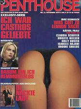 Penthouse 11/1994 November,Leigh Anderson, Paula Lehchenfeld,Sharon Stone,Lennon
