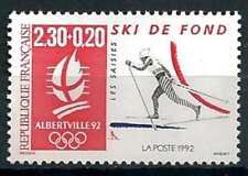 France 1991 Jeux Olympiques Albertville Yvert n° 2678 neuf ** 1er choix