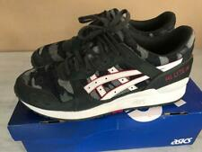 Asics H510N Gel Lyte III 3 Denim Black Camo Size US 13