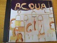 ACQUA FRAGILE OMONIMO  CD MINT- PROG ITALIANO