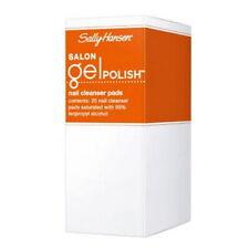 SALLY HANSEN Salon Gel Polish Nail Cleanser Pads - Gel Polish Cleanser Pads