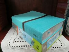 **  NIV 2011 QUEST Study Bible : Turquoise Leathersoft - NEW !!  # 657
