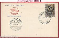 ITALIA FDC CAVALLINO DONATELLO 1966 TORINO Y714