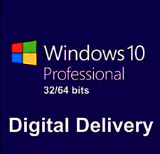 🔥🔥 Windows 10 Professional 32/64 bit Genuine Lifetime Key Full Support 🔑🔥