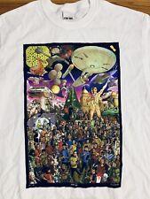 Star Trek Character Graphic Tee T-shirt Men's Sz Med