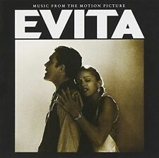 Music From The Motion Picture Evita Various CD 19 Track Featuring Madonna