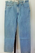 NWT Men's Wrangler Loose Fit Jeans Waist 30-36 x 30,32,34 Inseam SEE SIZES