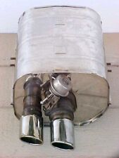 Ferrari 550 Engine Exhaust Muffler_Tips Marenello_Barchetta _167999 Left Side EO