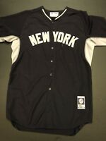 Adam Warren GAME WORN New York Yankees ST Jersey W/MLB/Steiner