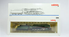 MARKLIN HO SCALE 3314 SNCB 2-10-0 STEAM ENGINE AND TENDER #25 016