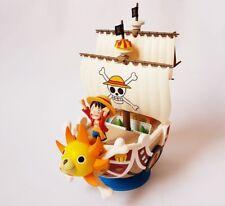 Banpresto One Piece Collectible Anime Figure Luffy & Thousand Sunny Ship BP38517