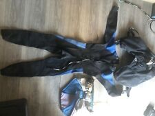 Used scuba diving gears