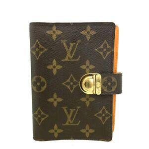 Louis Vuitton Monogram Agenda Koala Notebook Cover /C1206