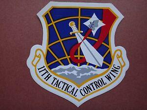 États-Unis Air Force 11th Tactique Contrôle Aile Autocollant