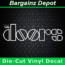 Vinyl Decal ... The DOORS ... Band Car Laptop Sticker Vinyl Decal