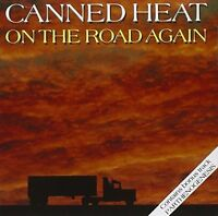 Canned Heat On the road again (compilation, 15 tracks, 1967-70) [CD]