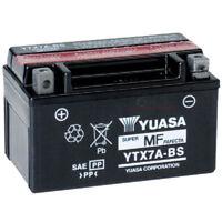 BATTERIE YUASA YTX7A-BS 12 V 6 AH SYM SYMPHONY 150 VON 2010