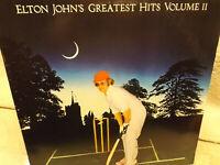 ELTON JOHN / GREATEST HITS VOL. 2 / VG+ CONDITION