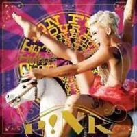 """PINK """"FUNHOUSE"""" CD+DVD TOUREDITION NEU"""
