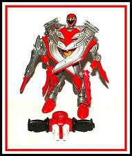 "Power Rangers RPM _ Red ""Moto Morph Eagle"" Ranger"