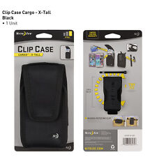 NYLON SMART PHONE HOLSTER POUCH with BELT CLIP APPLE IPHONE 6 6S PLUS and 7 NEW