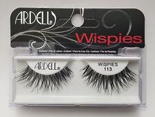 (LOT OF 72) Ardell Glamour Lashes #113 False Eyelashes Black Wispy