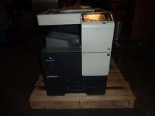 Konica Minolta bizhub 287 Copier Printer Scanner new with damage for parts