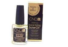 CND Creative Nail Design Cuticle Solar Oil VANILLA SCENT .5oz/15mL @@ SALE @@
