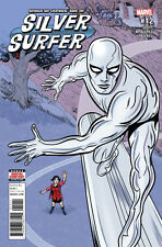Silver Surfer #12 MARVEL 2017