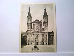 AK Basilika Maria Treu zu den Piaristen, Wien VIII.,  Allg. Deutscher Katholiken