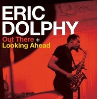 Eric Dolphy - Out There / Looking Ahead [New CD]