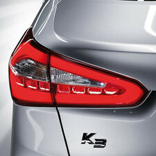Genuine LED Tail Lights Tail Rear Lamps For KIA All New Cerato K3 2013~2015