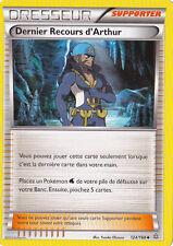 Dernier Recours d'Arthur - XY5:Primo Choc -124/160-Carte Pokemon Neuve Française