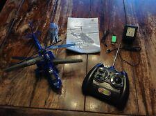 RC Helikopter Border Patrol ferngesteuerter Hubschrauber Gyro Heli mit Licht