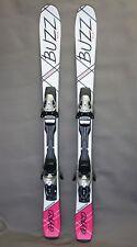 Buzz Gyro v3 126 cms Short Adult Ski with Tyrolia release bindings PINK BLADE