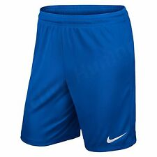 Nike Pantaloncino Park II Uomo Without Brief Royal Blue/white (royal Blu S)