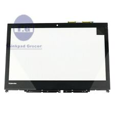 "New listing New 14"" Touch Screen Digitizer Glass + Bezel for Toshiba Satellite E45Dw-C4210"