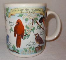 Vintage Birds of North America (Eastern Region) Mug 11 oz Cup Coffee Pepel