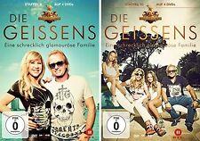 8 DVDs * DIE GEISSENS - STAFFEL 9 + 10 KOMPLETT IM SET # NEU OVP !