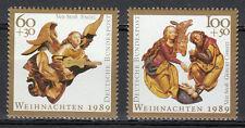 Germany BRD 1989 Mi 1442-1143 MNH** Sc B685-686 Christmas.