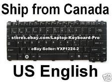Toshiba Satellite Pro T130 T130D T135 T135D U500 U505 E200 E205 Keyboard - US
