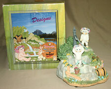 Dreamsickles - Musical Water Fountain - Decoration - by Berkeley - New in Box!