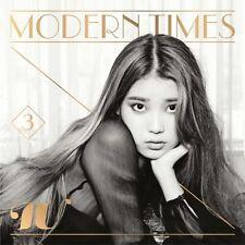 """IU 3rd Album [ Modern Times ] FEAT. SHINEE Jong Hyun & BEG Gain """"The Red Shoes"""""""