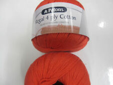 Patons Cotton Wools and Yarns