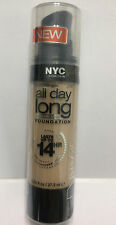 NYC all-day-long smooth skin FOUNDATION, lasts up to 14 hours,#737 CLASSIC IVORY