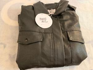 Polly Princess Womens Callie Jacket Black Size 4 NEW