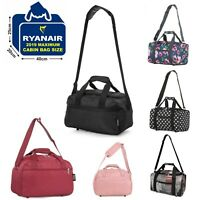 Ryanair 35x20x20 Hand Carry On Cabin Luggage Travel Flight duffel Bag Holdall